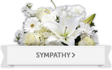 Specializing in and delivering custom funeral flowers